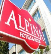Alpina Hotels And Suites photos Exterior