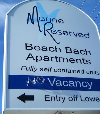 Marine Reserved Apartments photos Exterior Hotel information