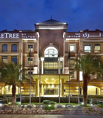 Doubletree By Hilton Hotel Riyadh - Al Muroj Business Gate photos Exterior Hotel information