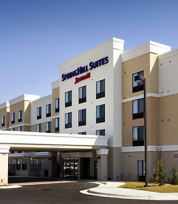 Springhill Suites By Marriott Wichita East At Plazzio photos Exterior Hotel information