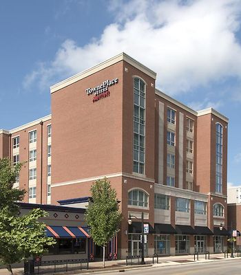 Towneplace Suites Champaign Urbana/Campustown photos Exterior Hotel information