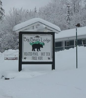 Big Bears Lodge photos Exterior Hotel information