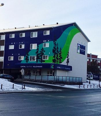 Capital Suites Yellowknife photos Exterior Hotel information