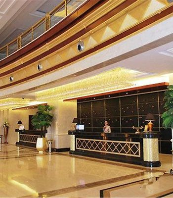 Howard Johnson Jindi Plaza Datong photos Exterior Hotel information