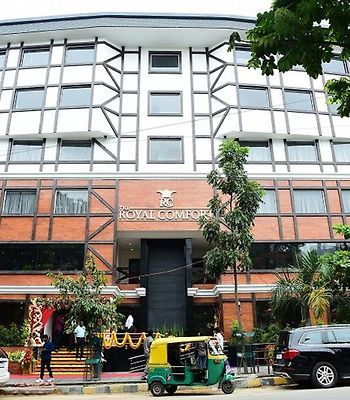 The Rayal Comforts photos Exterior Hotel information