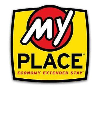 My Place Hotel Amarillo photos Logo Logo WhiteBg