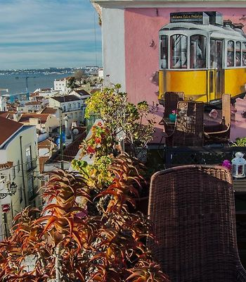 Alfama Patio Apartments photos Exterior Hotel information