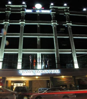 Champs-Elysees Hotel photos Exterior Hotel information