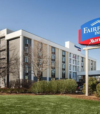 Fairfield Inn East Rutherford Meadowlands photos Exterior Hotel information
