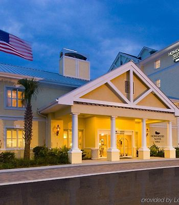 Homewood Suites By Hilton Charleston Airport/Conv Center photos Exterior
