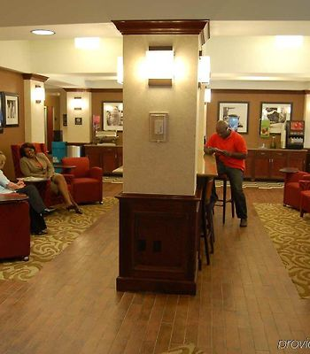 Hampton Inn & Suites Jackson-Coliseum photos Interior