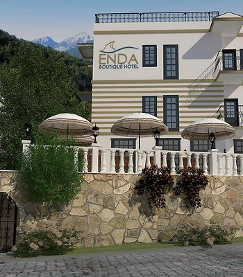 Enda Boutique Hotel photos Exterior