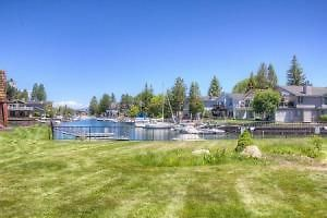 South Lake Tahoe -  3 Bedroom Condo, Private Boat Dock, End Unit photos Exterior