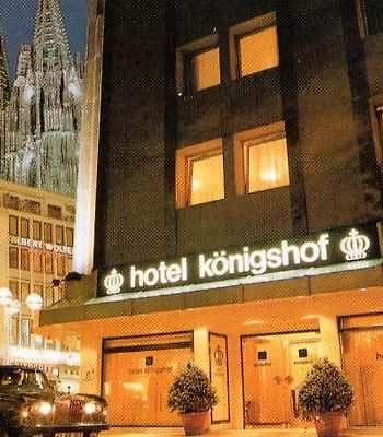 Swiss Quality Hotel Konigshof photos Exterior