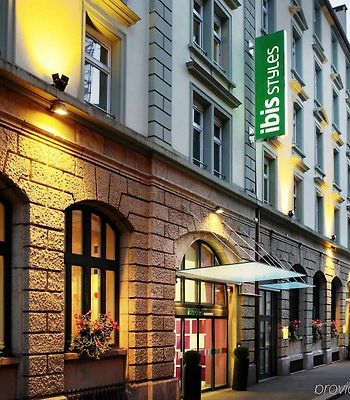 Ibis Styles Luzern City Hotel photos Exterior