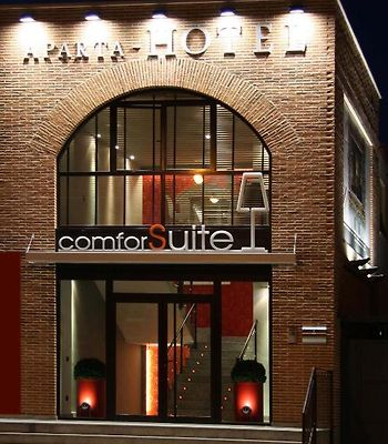 Comforsuite photos Exterior Aparthotel Comforsuite