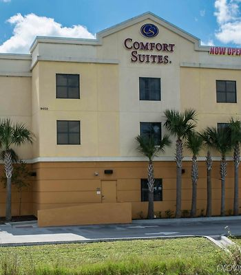 Comfort Suites Vero Beach photos Exterior