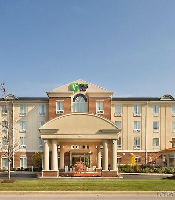 Holiday Inn Express Hotel & Suites Schererville photos Exterior