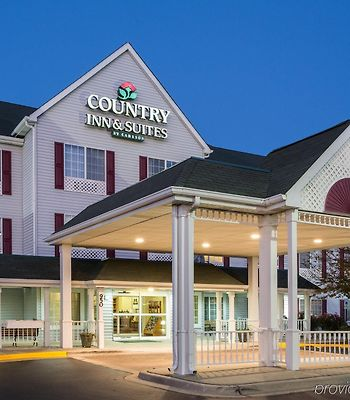 Country Inn & Suites By Carlson Chicago/Matteson photos Exterior