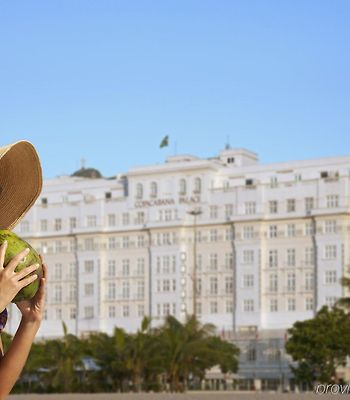 Belmond Copacabana Palace photos Exterior
