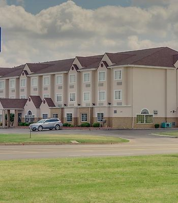 Microtel Inn & Suites By Wyndham Oklahoma City Airport photos Exterior Hotel information