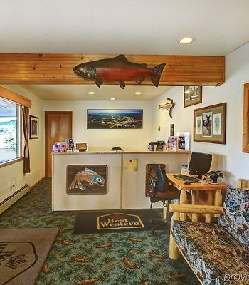 Best Western King Salmon Motel photos Interior