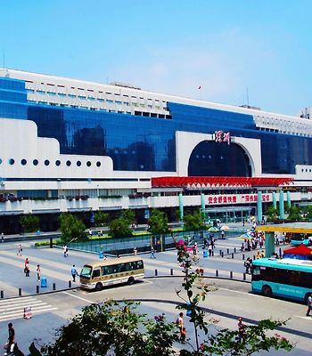 Shenzhen Railway Station Hotel photos Exterior