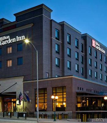 Hilton Garden Inn Lincoln Downtown/Haymarket photos Exterior