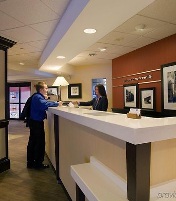 Hampton Inn Pittsburgh-Monroeville photos Interior