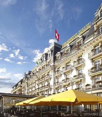 Grand Hotel Suisse Majestic photos Exterior