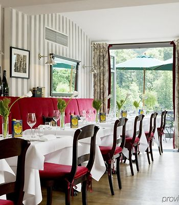 Althoff Schlosshotel Lerbach photos Restaurant