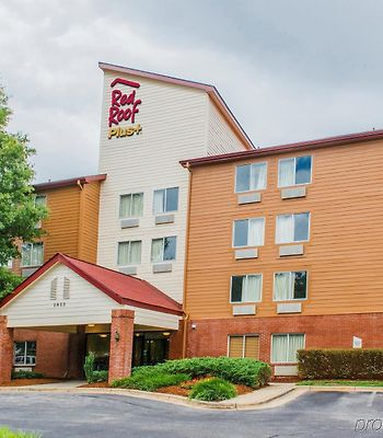 Red Roof Inn Plus Raleigh Ncsu Convention photos Exterior