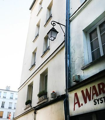 Lovely Marais Sudio With Mezzanine photos Exterior Hotel information