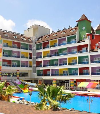 The Colours Side photos Exterior Hotel information