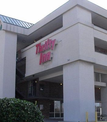 Thrifty Inn Nashville photos Exterior
