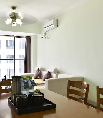 Sanya Tujia Sweetome Vacation Apartments Da Dong Hai photos Room