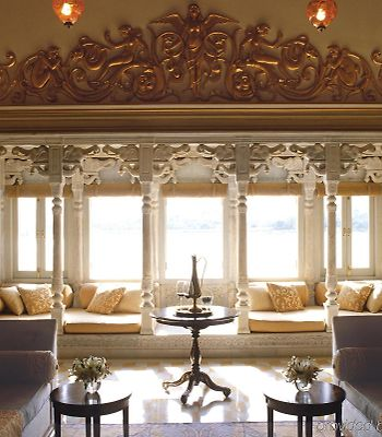Taj Lake Palace photos Interior