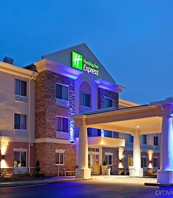 Holiday Inn Express Hotel & Suites West Coxsackie photos Exterior