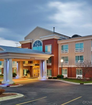 Holiday Inn Express Hotel & Suites Grand Rapids-North photos Exterior