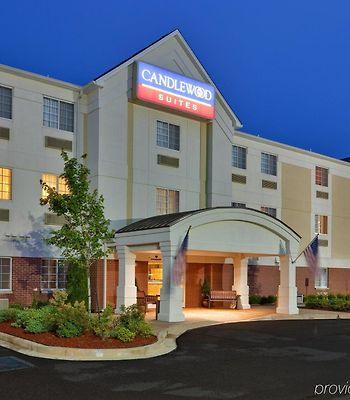 Candlewood Suites Olive Branch photos Exterior