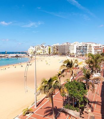 Las Canteras Seafront Apartment photos Exterior Hotel information