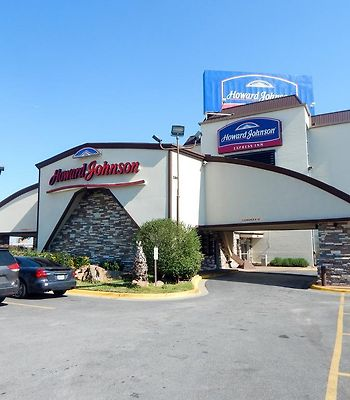 Howard Johnson Express Inn - Arlington Ballpark / photos Exterior