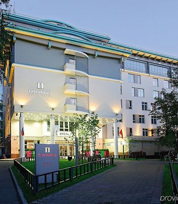 Mamaison All Suites Spa Hotel Pokrovka photos Exterior