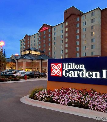 Hilton Garden Inn Chicago Ohare Airport photos Exterior