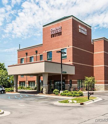 Comfort Suites Canton photos Exterior