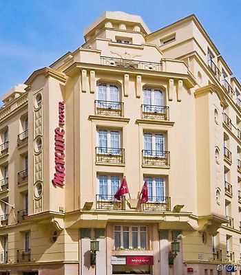 Mercure Nice Centre Grimaldi photos Exterior