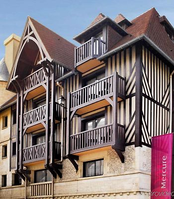 Mercure Deauville Centre photos Exterior