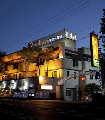 Hotel Fine Rokko Kita Ichibanchi - Adults Only photos Exterior