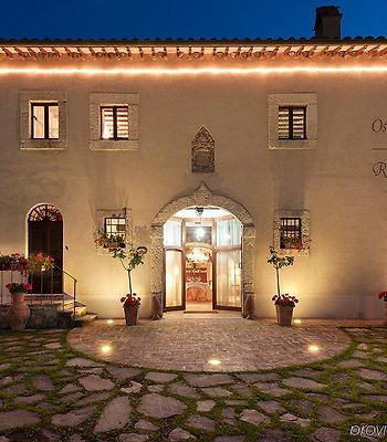 Osteria Dell Orcia photos Exterior