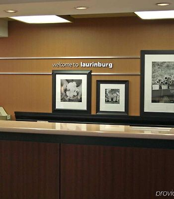 Hampton Inn Laurinburg photos Interior
